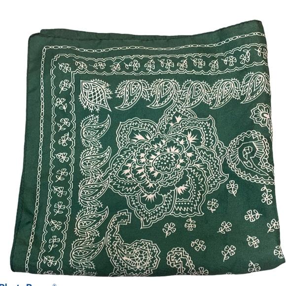 *BOGO Free Vintage scarf EUC